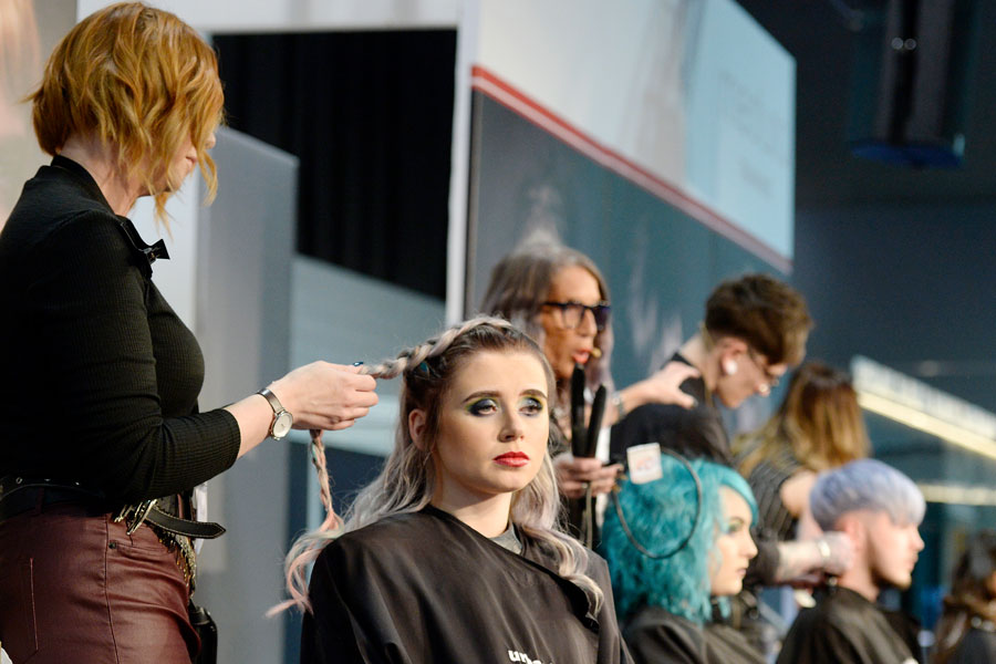 Hair and Barber Stages Scottish